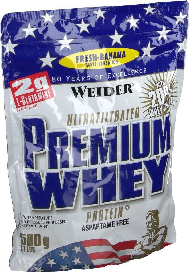 Weider Premium Whey, Fresh Banana, Pulver