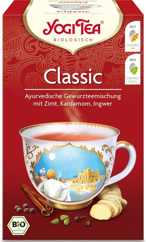 Yogi Tea® Classic lose