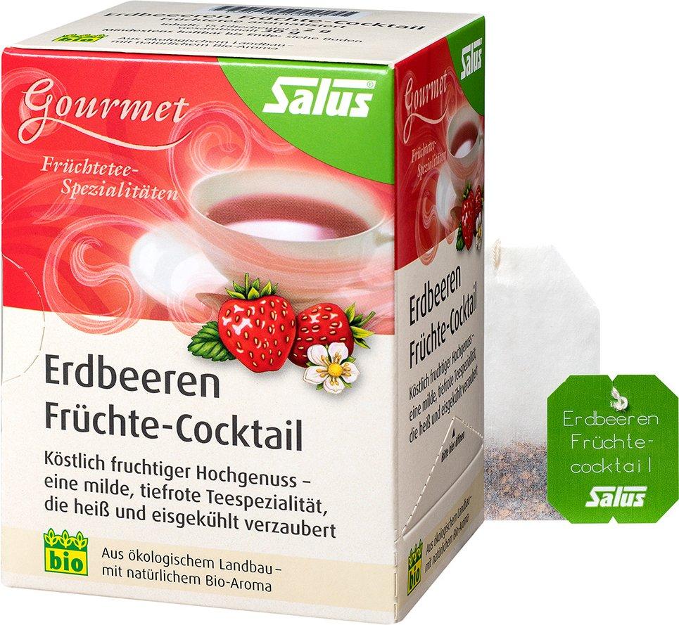 Salus® Gourmet Erdbeeren Früchte-Cocktail
