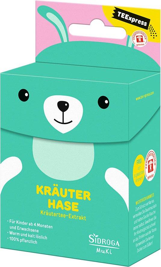 Sidroga TEExpress® Kräuter-Hase