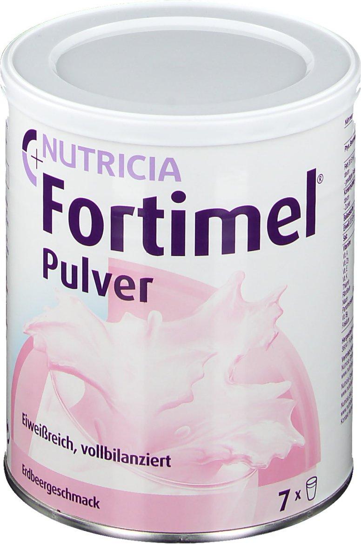 Fortimel Pulver Erdbeere-Geschmack