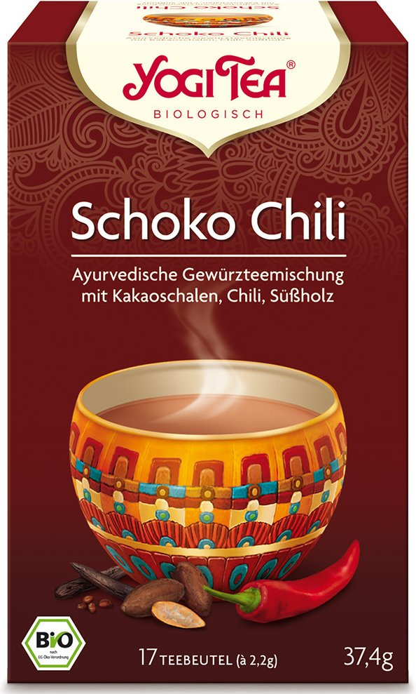 Yogi Tea® Schoko Chili