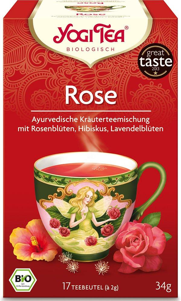 Yogi Tea® Rose
