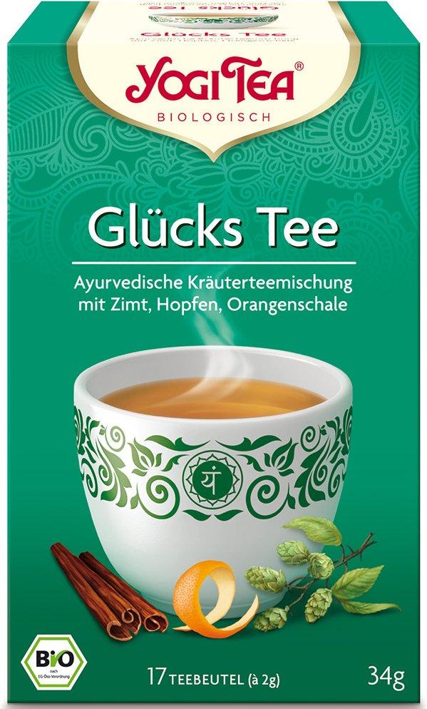 Yogi Tea® Glückstee