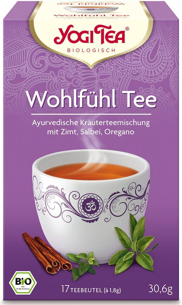 Yogi Tea® Wolhfühltee