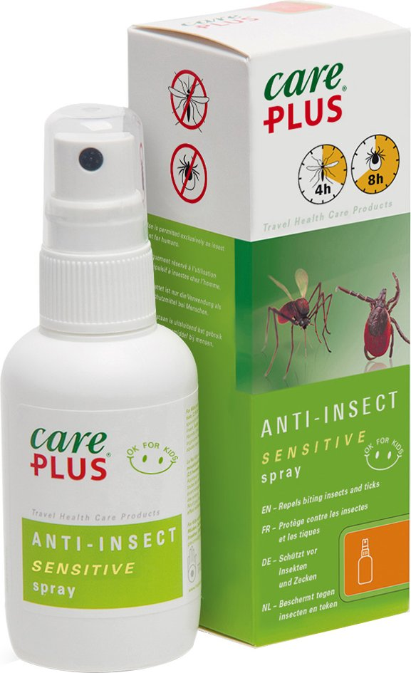 Care Plus® Anti-Insect Sensitive Spray