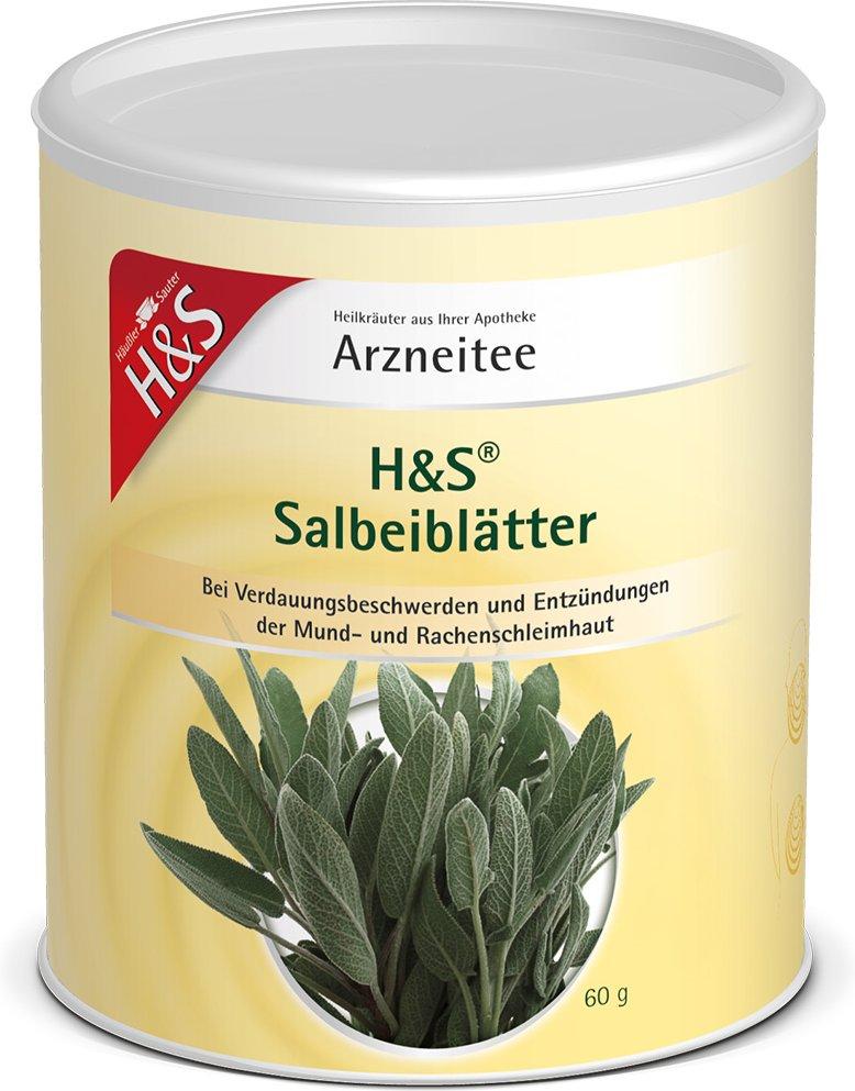 H&s® Salbeiblätter loser Tee