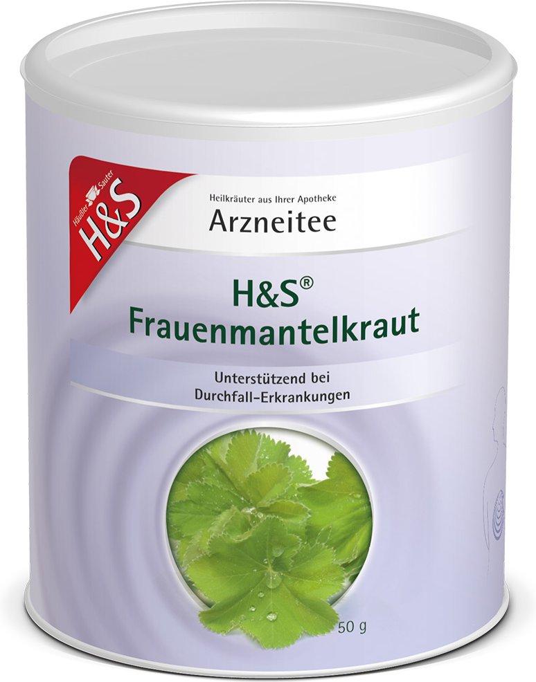 H&S Frauenmantelkraut loser Tee