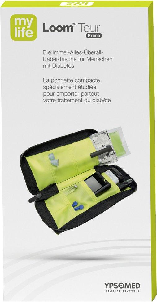 mylife Loom Prima Diabetiker-Tasche