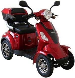 Rolektro E-Quad 15, Rot