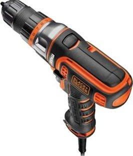 BLACK+DECKER Bohrschrauber Multifunktions-Bohrschrauber Multievo MT305K