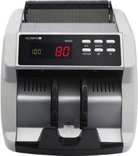 OLYMPIA NC 540 Geldschein Zähler mit UV/MG Test und LED Display