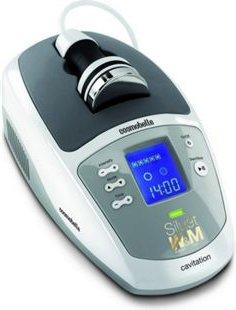 Tecnovita Tecnovita SILUET W&M CB1500 kavitation cavislim cellulite behandlung behandlungseinheit 1-20 minuten 6 leistungsstufen gel-set