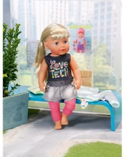 BABY born® Zapf  City Kleidung