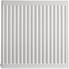 Homeline by Stelrad 500 x 500mm Type 11 Single Panel Single Convector Radiator