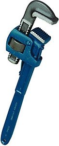 Wickes Adjustable Pipe Wrench   350mm