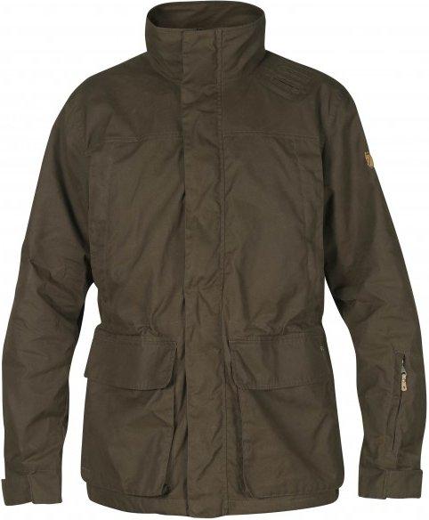 Fjällräven - Brenner Pro Jacket - Regenjacke Gr M braun