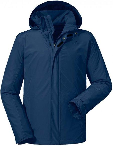 Schöffel - Jacket Aalborg2 - Regenjacke Gr 54 blau