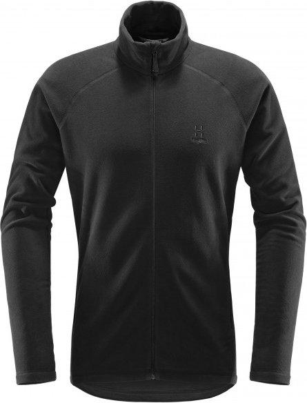 Haglöfs - Astro Jacket - Fleecejacke Gr XL schwarz