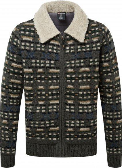 Sherpa - Lobsang Jacket - Wolljacke Gr M schwarz