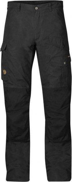 Fjällräven - Barents Pro - Trekkinghose Gr 58 - Long - Raw Length schwarz