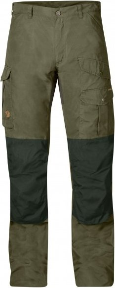 Fjällräven - Barents Pro - Trekkinghose Gr 60 - Long - Raw Length oliv/schwarz