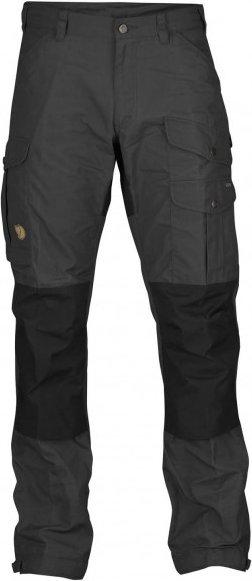 Fjällräven - Vidda Pro - Trekkinghose Gr 56 - Long - Fixed Length schwarz