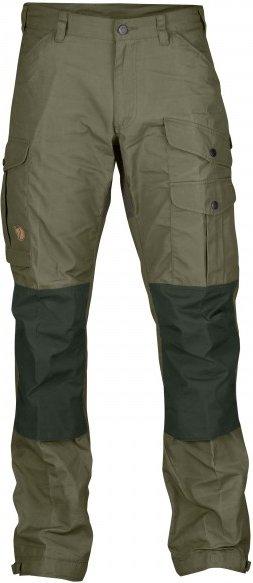 Fjällräven - Vidda Pro - Trekkinghose Gr 50 - Regular - Fixed Length oliv/schwarz