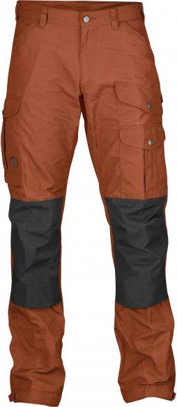 Fjällräven - Vidda Pro - Trekkinghose Gr 48 - Long - Fixed Length braun/schwarz