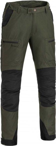 Pinewood - Caribou TC Extrem Hose - Trekkinghose Gr D116 - Short schwarz/oliv