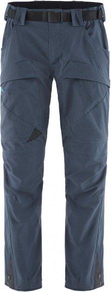 Klättermusen - Gere 2.0 Pants - Trekkinghose Gr S - Regular blau/schwarz