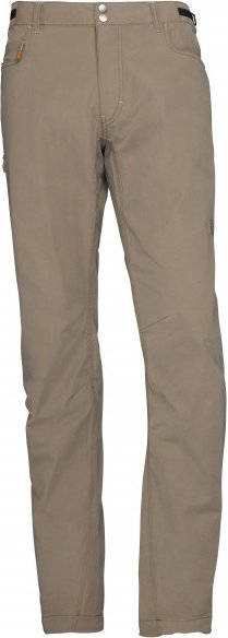 Norrøna - Svalbard Light Cotton Pants - Trekkinghose Gr M grau