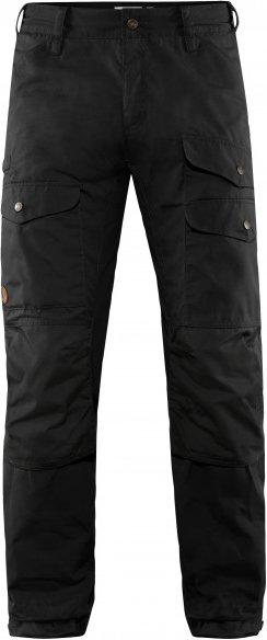 Fjällräven - Vidda Pro Ventilated Trousers - Trekkinghose Gr 50 - Long - Fixed Length schwarz