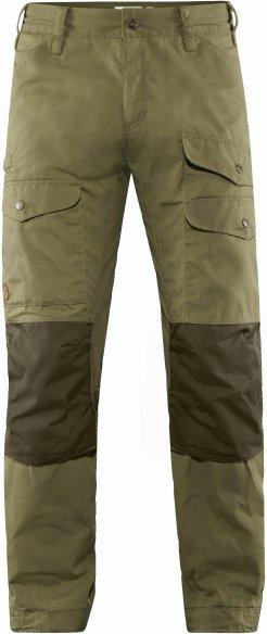 Fjällräven - Vidda Pro Ventilated Trousers - Trekkinghose Gr 48 - Long - Fixed Length oliv
