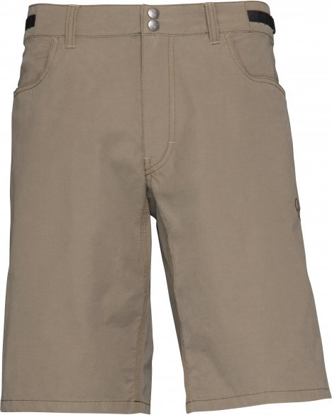 Norrøna - Svalbard Light Cotton Shorts - Shorts Gr S grau