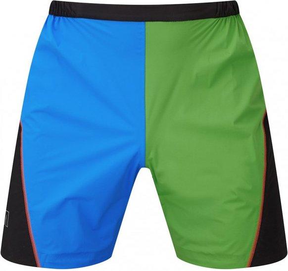 OMM - Kamleika Short - Laufshorts Gr L blau/grün