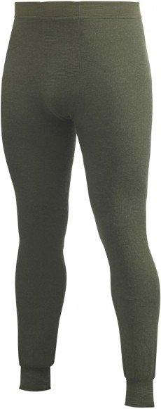 Woolpower - Long John 200 - Lange Unterhose Gr 3XL schwarz/oliv