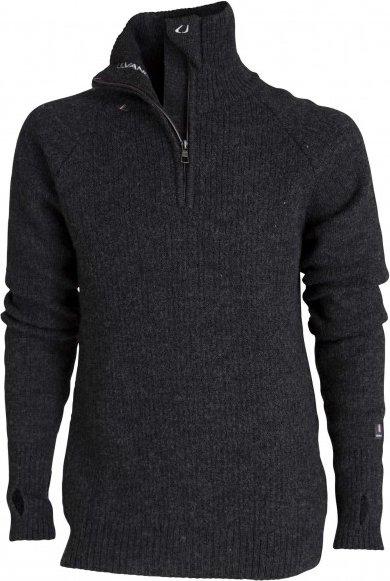 Ulvang - Vegard Half Zip - Pullover Gr S schwarz