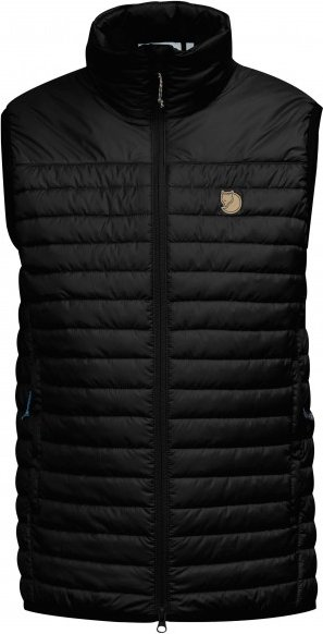 Fjällräven - Abisko Padded Vest - Kunstfaserweste Gr XL schwarz
