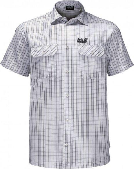 Jack Wolfskin - Thompson Shirt - Hemd Gr XL grau