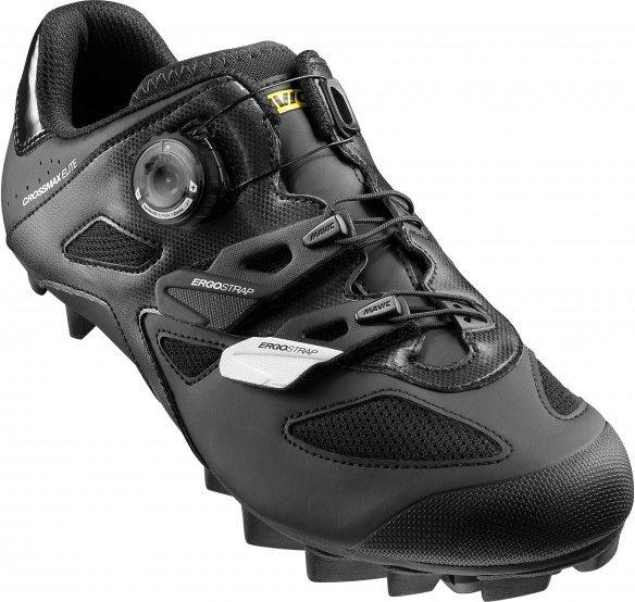 Mavic - Crossmax Elite - Radschuhe Gr 12,5 schwarz/grau