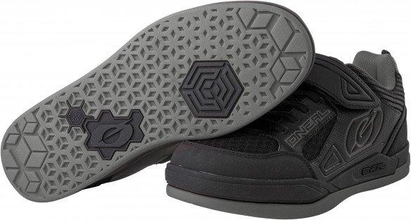 O'Neal - Sender Flat Shoe - Radschuhe Gr 45 schwarz/grau