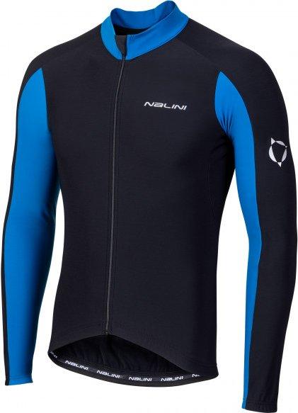 Nalini - AIW TC L/S Jersey 2.0 - Radtrikot Gr S schwarz/blau