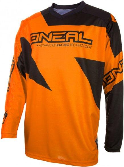 O'Neal - Matrix Jersey Ridewear - Radtrikot Gr XXL orange/schwarz