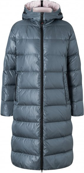 Fire+Ice - Women's Birdy - Mantel Gr 36 grau/schwarz/blau