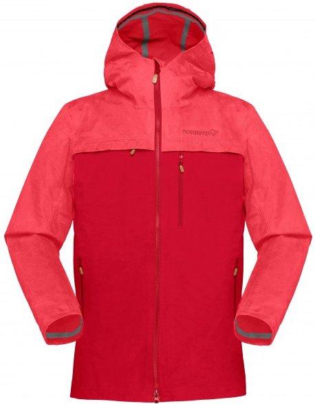 Norrøna - Women's Svalbard Cotton Jacket - Freizeitjacke Gr XS rot