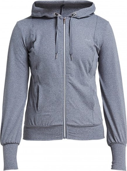 Röhnisch - Women's To Hatha Jacket - Sweat- & Trainingsjacke Gr XL grau