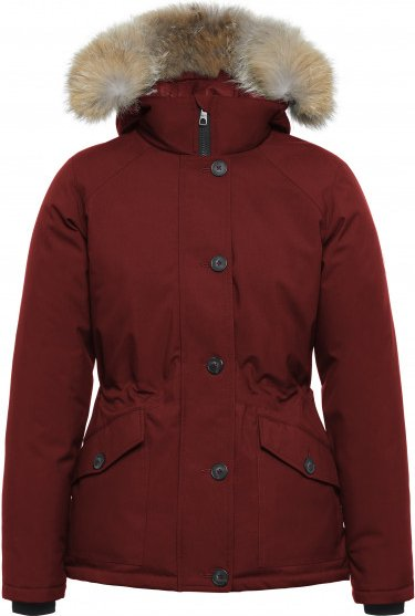 Quartz Co - Women's Juni - Winterjacke Gr M rot