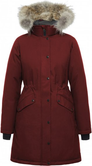 Quartz Co - Women's Kay - Parka Gr XL rot