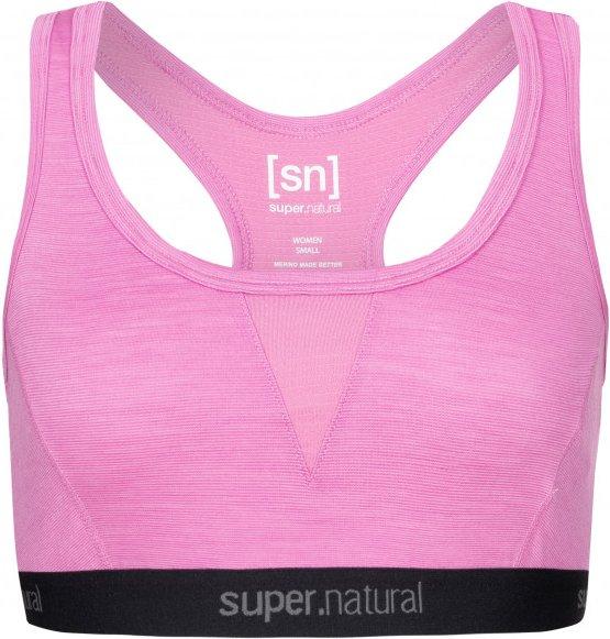 SuperNatural - Women's Semplice Bra - Sport-BH Gr XL rosa